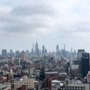 The Crown New York Rooftop View