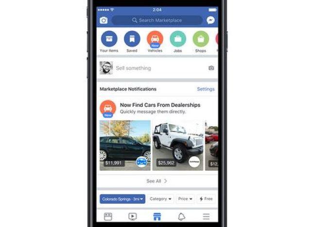 Facebook Free Marketplace Community
