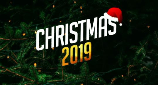Facebook Christmas Photo 2019