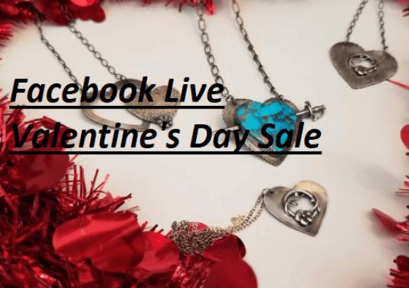 Facebook Live Valentine's Day Sale – Valentine's Day Facebook Sale | How to Improve Facebook Live Valentine's Day Sale