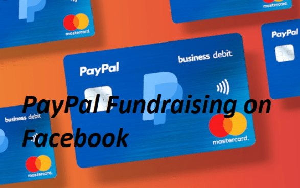 PayPal Fundraising on Facebook