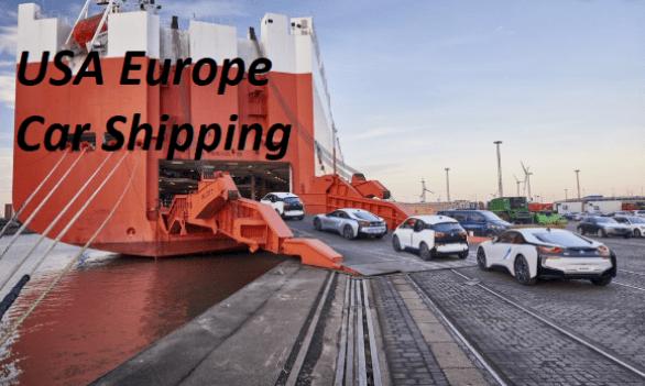 USA Europe Car Shipping