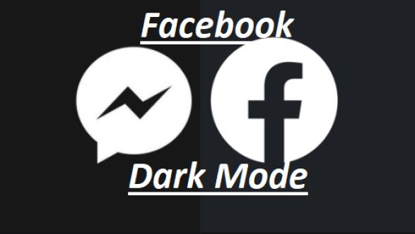 Facebook Dark Mode 2020 – How to Enable Facebook Dark Mode   Dark Mode Facebook Settings Android