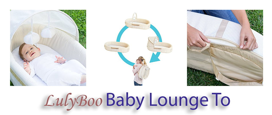 LulyBoo Baby Lounge To