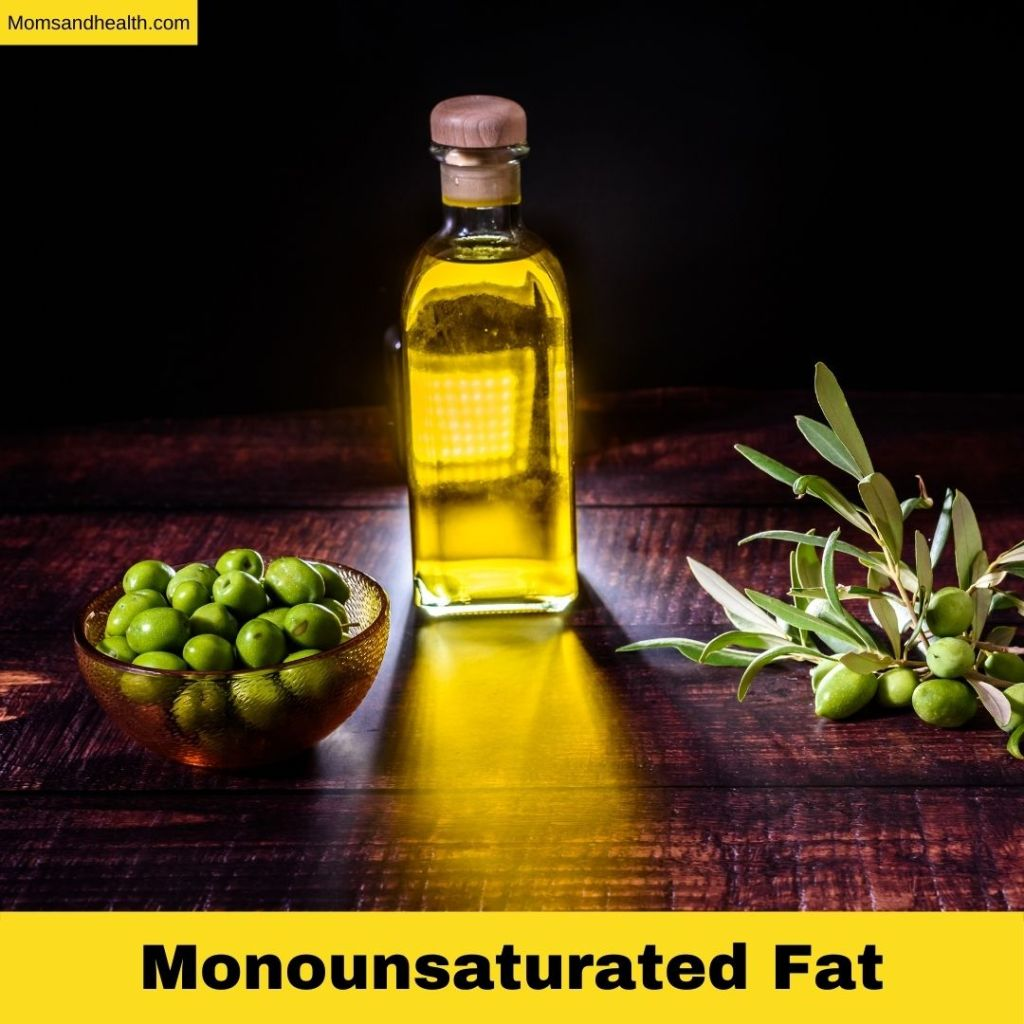 Monounsaturated Fat to burning Fat