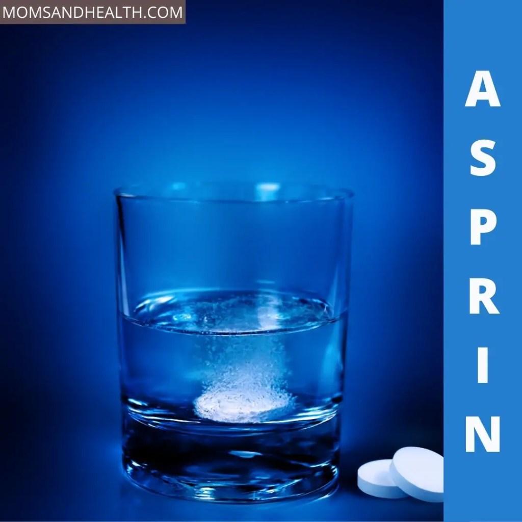 Using Aspirin on Callused Area