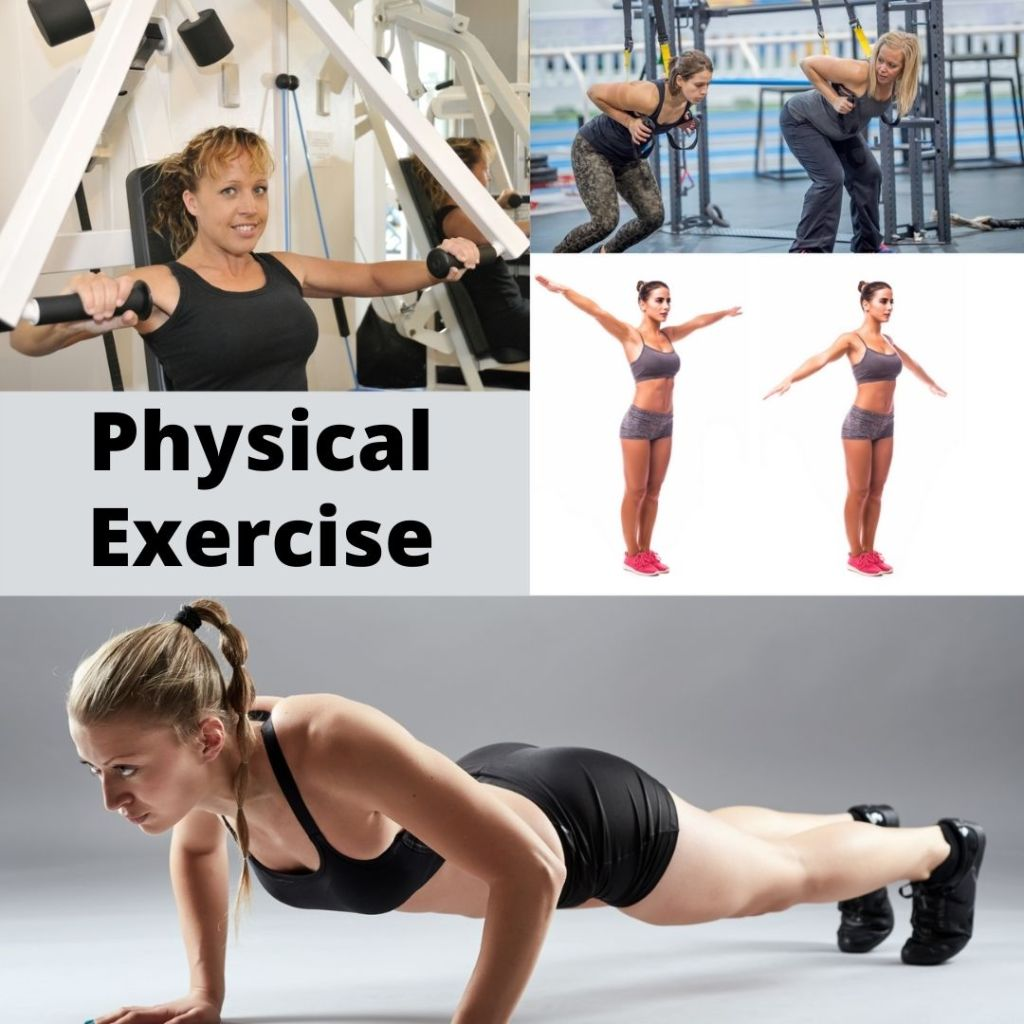 Exercise to Increase Breast Size