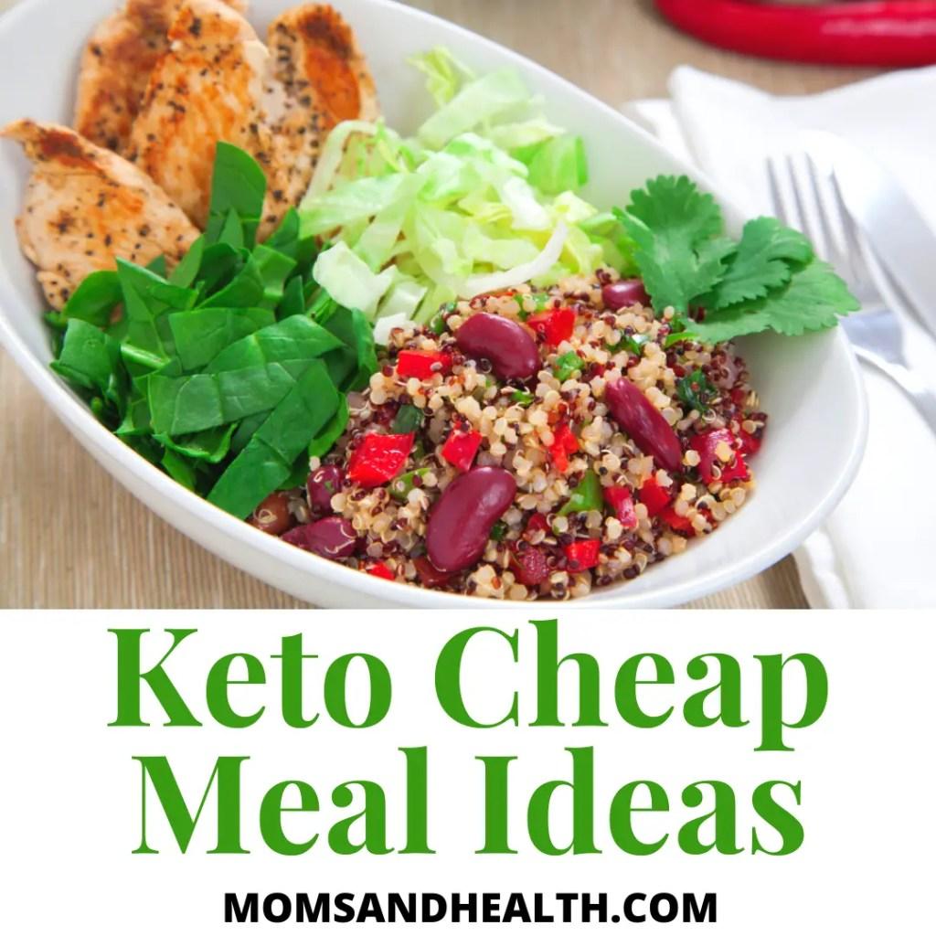 KETO CHEAP MEAL IDEAS