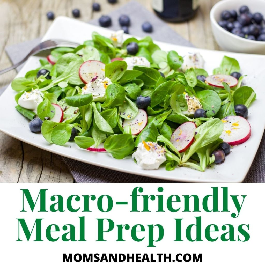 macro friendly meal prep recipes