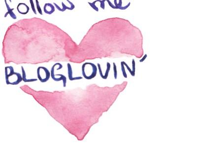 Volg ons via Bloglovin!