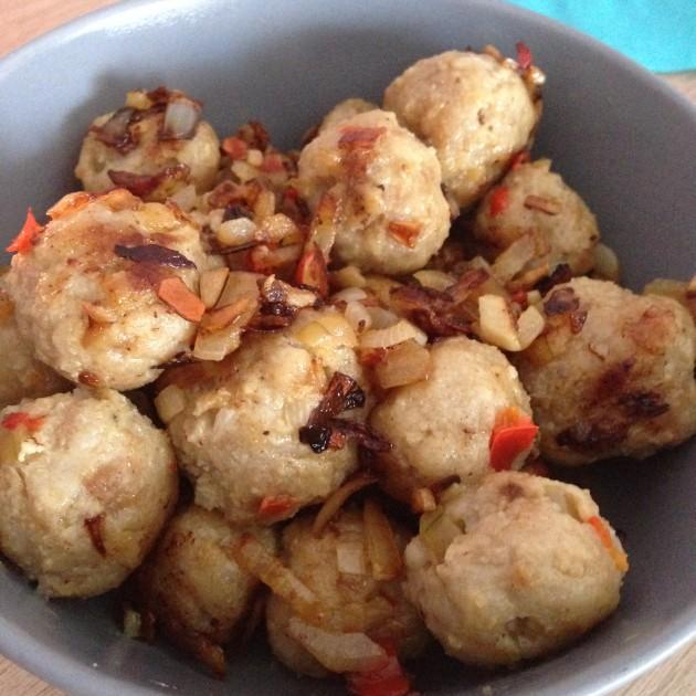 recept pikante gehaktballetjes