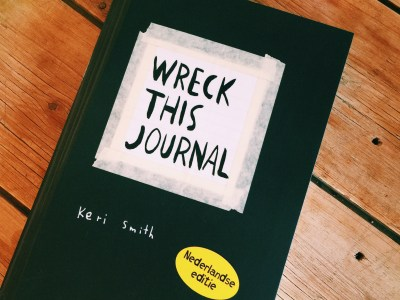 "Wreck this journal ""Project"""
