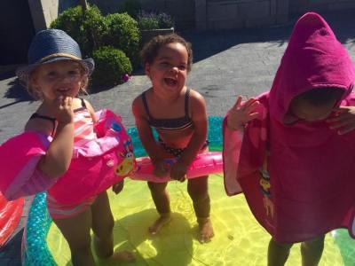 Review: Nabaiji Tiswim, poncho & zwemband…