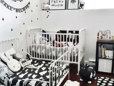 Inspiratie: babykamers