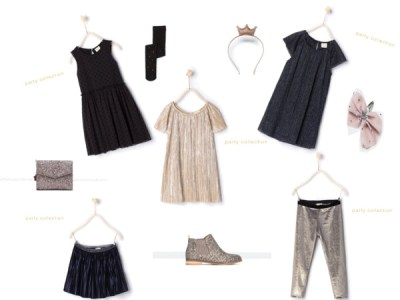 Zara party collection for girls!