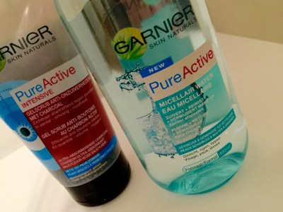 Sneak preview // GARNIER – SkinCare
