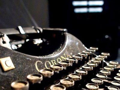 Writer's block…