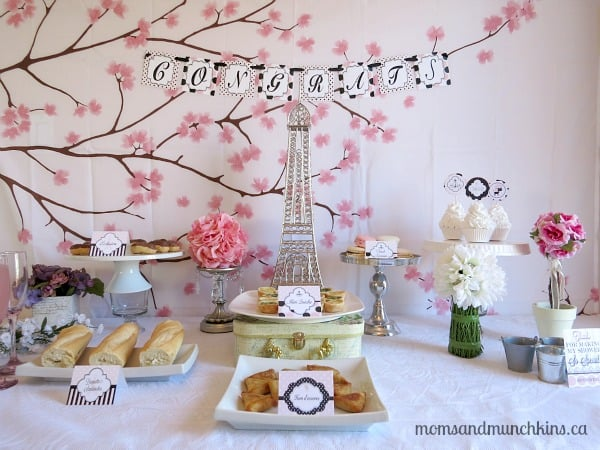 Bridal Shower Ideas (Themes, Organizing & More!)