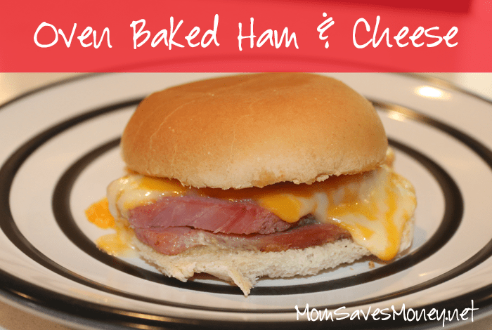 Baked Ham And Cheese Sandwiches In Foil