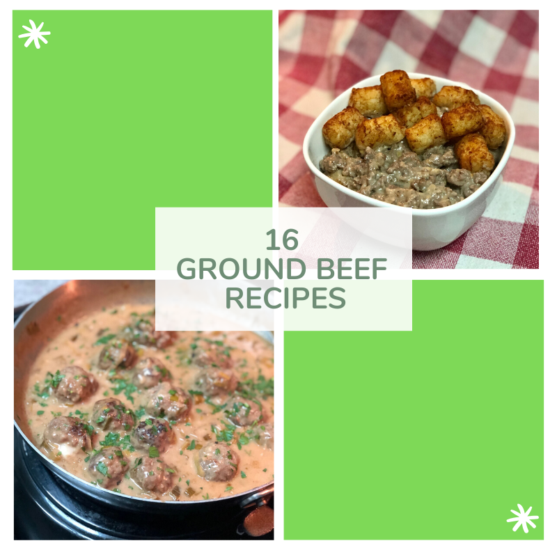 16 Kid-Friendly Ground Beef Recipes