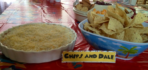 Chips and Dale