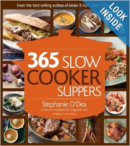 365 Slow Cooker Suppers by Stephanie O'Dea