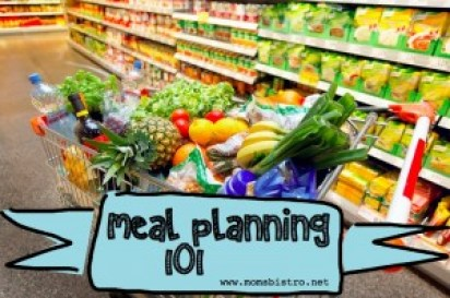 Meal Planning 101 - How to Plan Meals - How To Plan A Menu