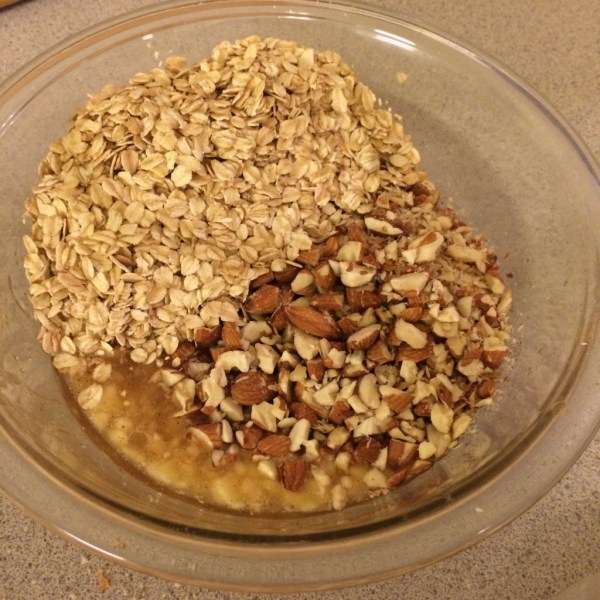 Banana Granola Recipe