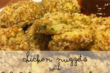 Homemade Chicken Nuggets with Hidden Vegetables Recipe