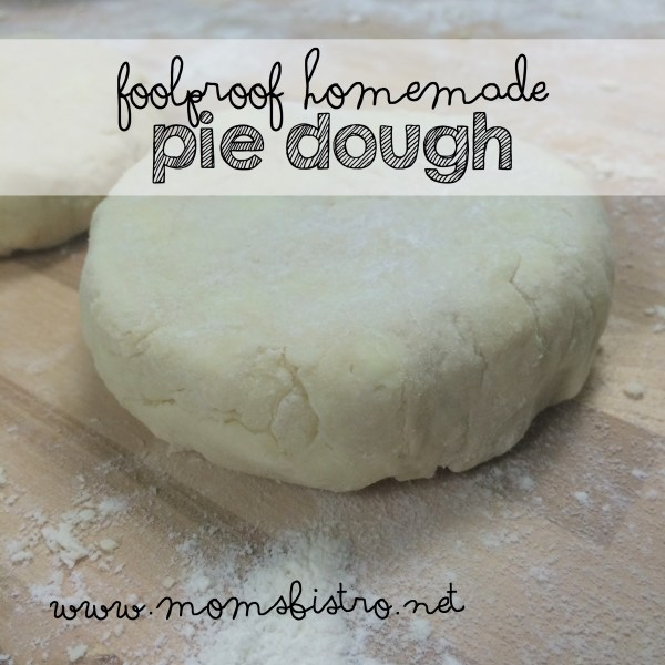 foolproof homemade pie dough easy recipe moms bistro