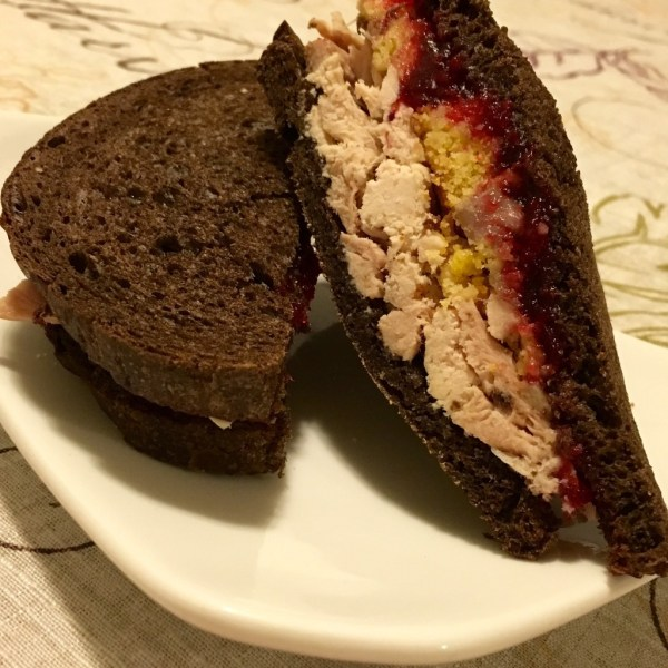 leftover thanksgiving recipe turkey sandwich foolproofthanksgiving foolproof easy best ever cranberry stuffing leftovers momsbistro