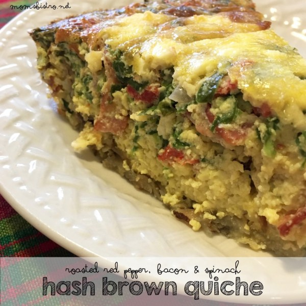 hash brown quichehash brown quiche