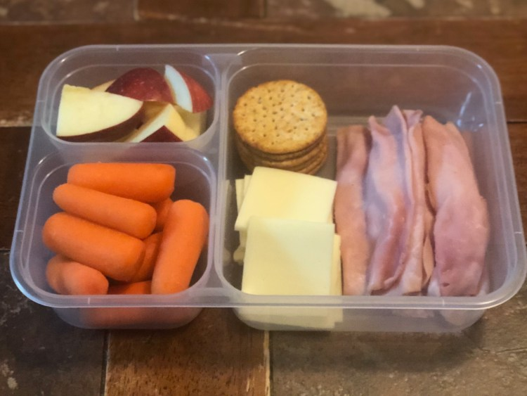 Homemade Lunchable - Back To School Lunch - School Lunch Ideas