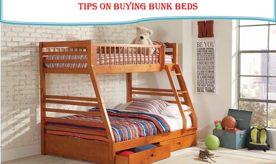 Tips on Buying Bunk Beds