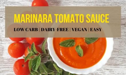 Marinara Tomato Sauce