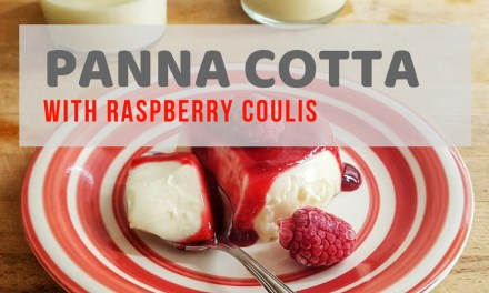 Easy Panna Cotta Italian Recipe