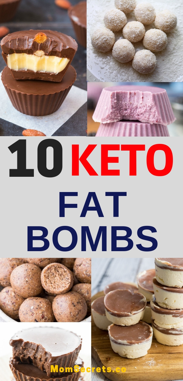 Fat bombs make the BEST keto desserts or snacks! You'll love these Keto fat bomb recipes!