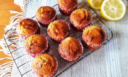 Keto Lemon Poppyseeds Muffins