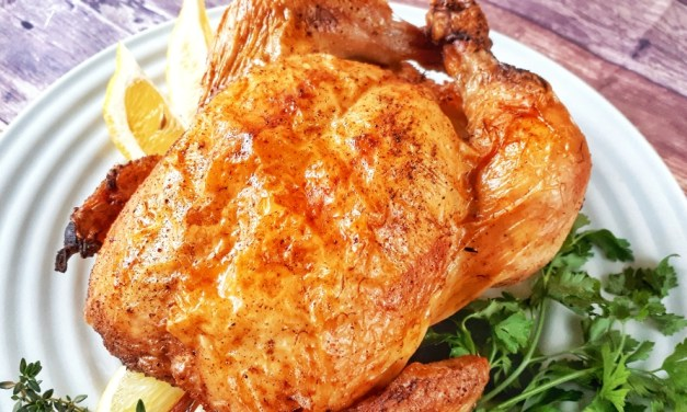 Lemon Thyme Roasted Chicken