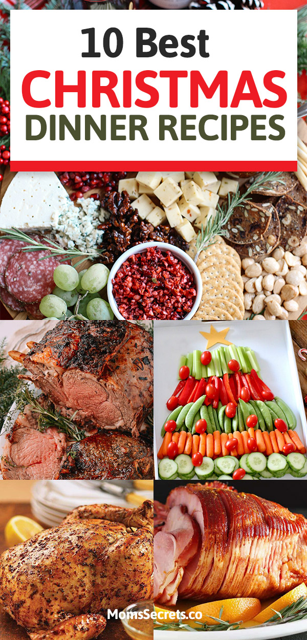 Best Christmas Dinner Recipes – Christmas Treats Ideas for Party. Christmas is around the corner, and you are thinking of some delicious Christmas dinner recipes to surprise your family in a good way? Check out and save this awesome collection of Christmas treats ideas for a memorable family party! #christmas #xmas #christmasrecipes #food #recipes #dinner