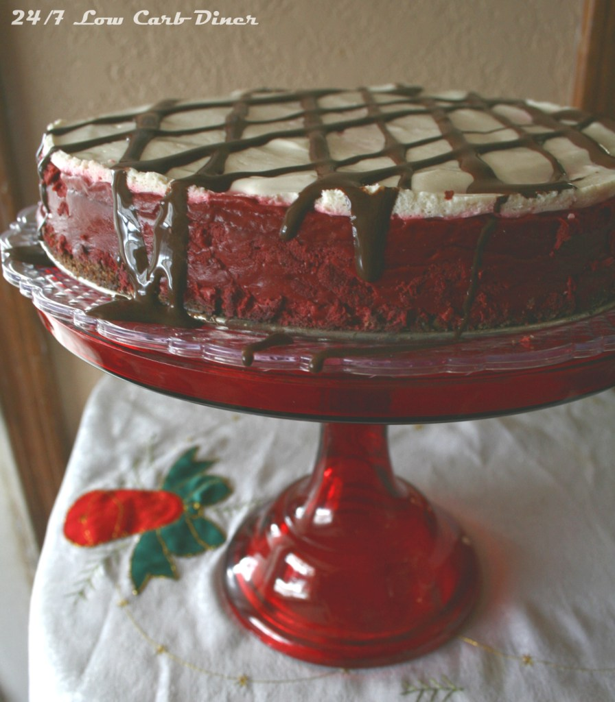 http://247lowcarbdiner.blogspot.com/2015/12/red-velvet-cheesecake.html