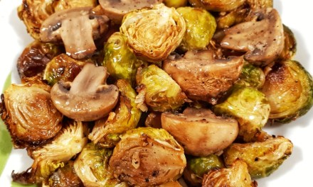 Roasted Brussels Sprouts – Keto & Paleo