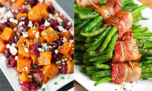 Easy Thanksgiving Side Dishes – 15 Recipes You Must Try