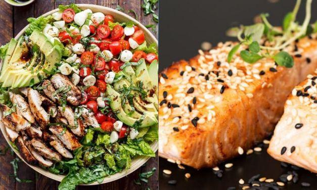 Weekly Keto Easy Meal Plan – Week #1