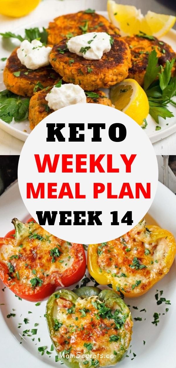 Looking for a keto weekly meal plan? Here's a collection of 7 dinner recipes plus one amazing dessert!! #keto #lowcarb #ketodinner #pantrystapelsrecipes