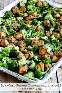 12 Keto and Healthy Sheet Pan Dinners To Try - this collection is full of easy, quick recipes that will make weeknight dinners a breeze!
