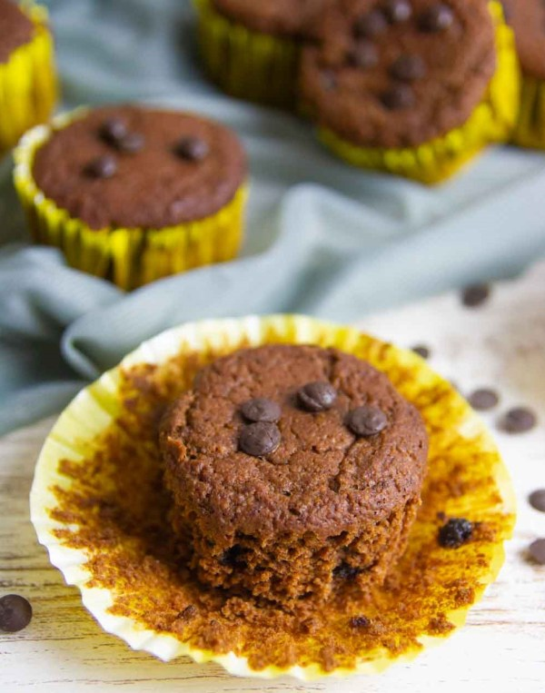 Keto Mocha Chocolate Chip Muffins, an easy muffins recipe to make at home in a few steps. Best for breakfast, tea time or any other time you crave for sweets