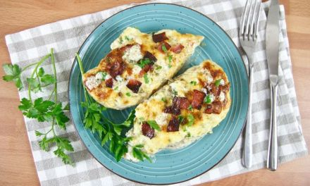 Baked Ranch Chicken with Bacon – Keto & Low Carb Recipe