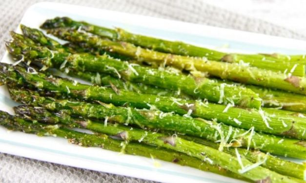 Best Roasted Asparagus – Keto Low Carb Recipe