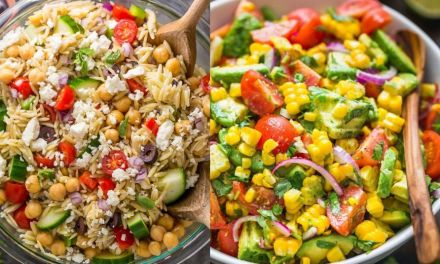 15 Healthy Easy Salad Recipes For Summer